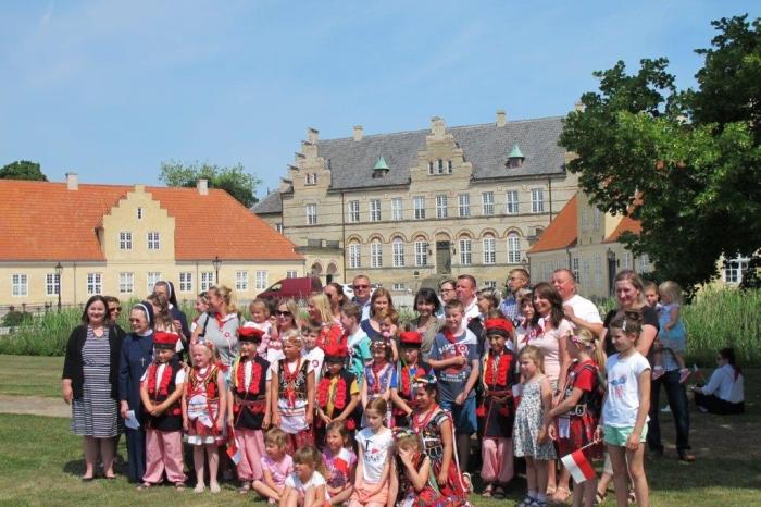 Dzieci polonijne