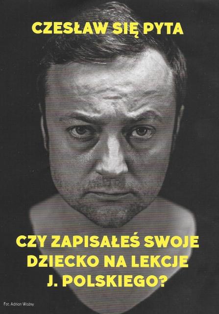 Czesław pyta...