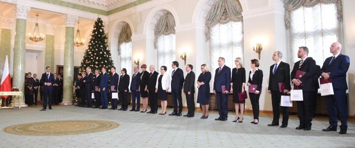 Polens regering