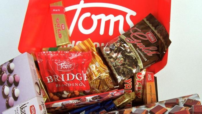 Toms Chokolade